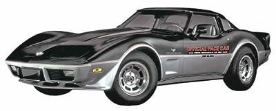 Revell '78 Corvette Indy 500 Pace Car Plastic Model Kit