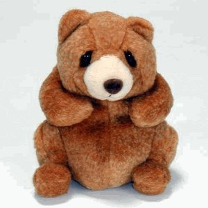 Jasper Teddy Bear Lou Rankin Bean Bag Animal