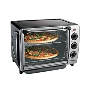 Countertop Oven Vs Conventional Oven : ... 31199XR Countertop Convection Oven: Toaster Ovens: Kitchen & Dining