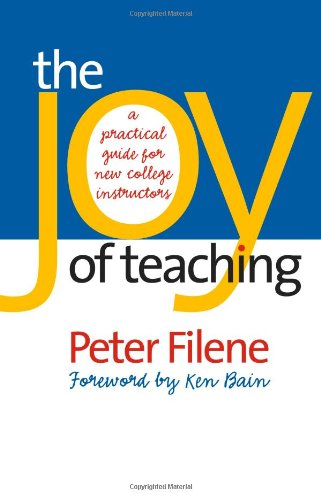 Joy of Teaching (H. Eugene and Lillian Youngs Lehman)
