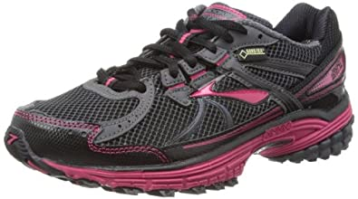 Brooks Ladies Adrenaline ASR 10 GTX Waterproof Trail Running Shoes by Brooks