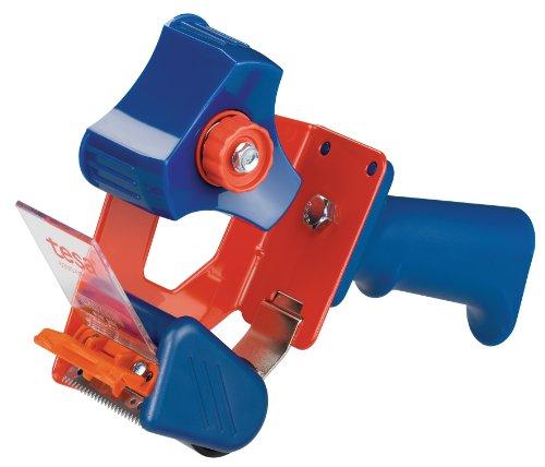 tesa-Packband-Handabroller-Modell-Economy-fr-Rollen-bis-66m-x-50mm