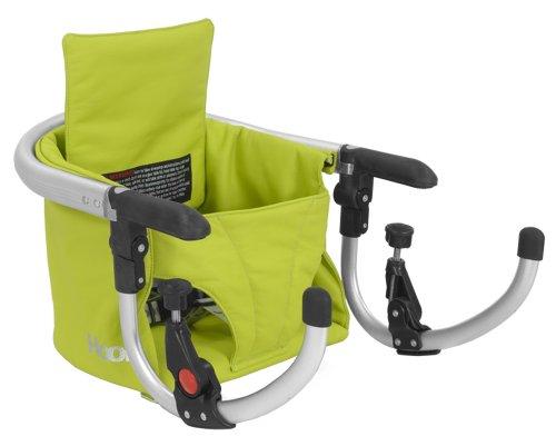Joovy Lightweight High Hook On Chair , Greenie Leatherette