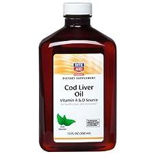 Rite Aid Cod Liver Oil 12 oz.