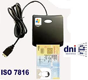 Amazon.com: Smart Card Reader N99 Military ISO7816 Lector