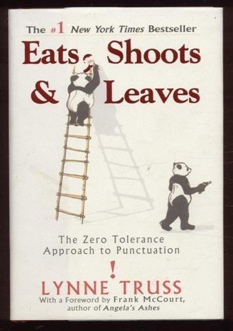 Eats,Shoots & Leaves – The