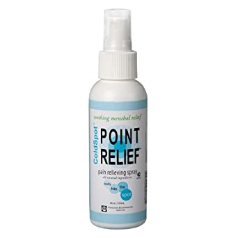 Point Relief 11-0701-1 ColdSpot Spray, 4 oz Bottle
