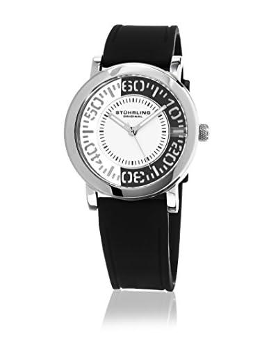 Stuhrling Original Reloj de cuarzo 830.01 Negro 42 mm