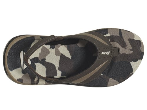 Reef Awol Flip Flop (Toddler/Little Kid/Big Kid),Camouflage,7/8 M Us Toddler front-944222