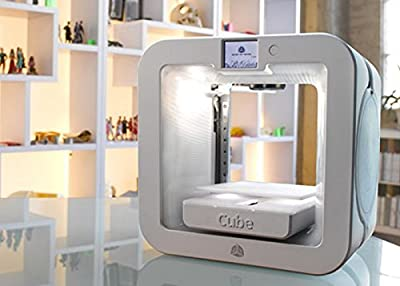 Green Apple Imaging® Special offer for CUBE 3D Printer, Scanner and filaments for 3D printer.