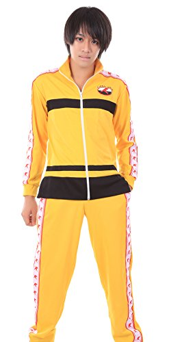 SDWKIT Prince of Tennis Rikkai University High School Winter Sport Outfit Kid S