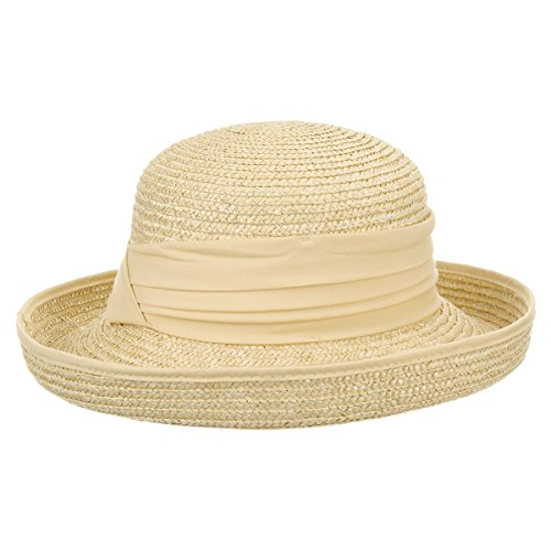 Seeberger Ladies Straw Bretton Sun Hat шапка quelle seeberger 4216