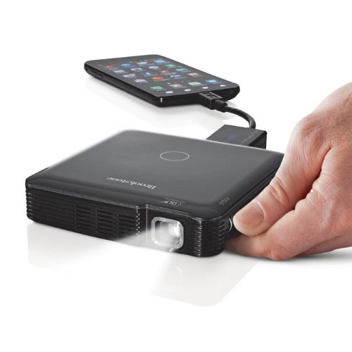 Review HDMI Pocket Projector