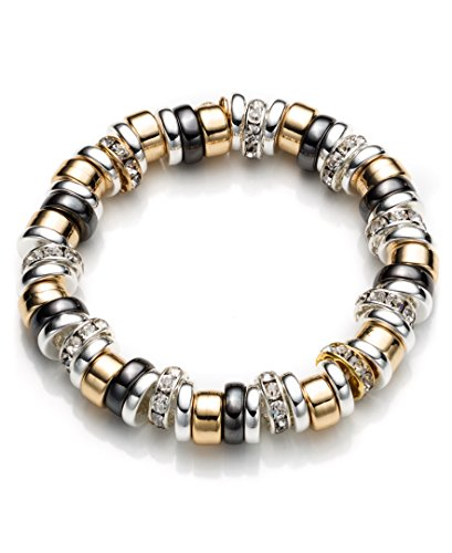 nine-west-multi-tone-silver-gold-crystal-and-hematite-roundels-stretch-bracelet