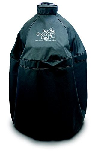 Big Green Egg Grill & Smoker Nest Covers & Dome Covers - Authentic Big Green Egg Parts & Accessories are a Must for the Serious Big Green Egg Grill & Smoker User (Large) (Big Green Egg Large Cover compare prices)