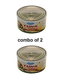 oceans secret tuna in sunflower oil combo of 2(180g each)