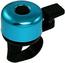 Comprar TOOGOO (R) Timbre para manillar de bici (aluminio), color azul