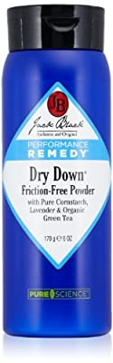 Jack Black Dry Down Friction-Free Powder, 6 oz.