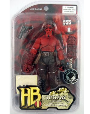 Buy Low Price Mezco Hellboy 2: The Golden Army: SDCC Exclusive 'Locker Room' Hellboy Action Figure (B001E4TQSI)