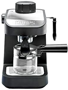 Rowenta/Krups XP1020 Steam Espresso/Cappuccino/Latte Machine by Rowenta/Krups