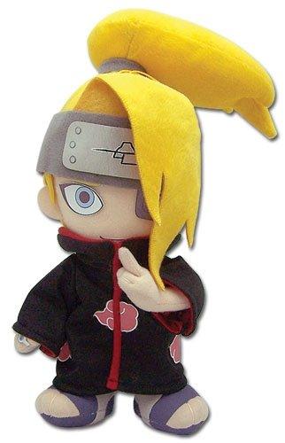 Official GE Entertainment Naruto Shippuden 8″ Deidara Plush image