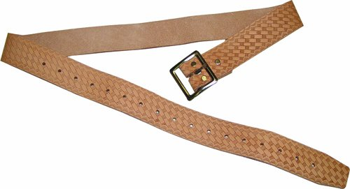 rooster 416x 1 3 4 inch wide heavy duty leather work belt