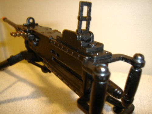 BROWNING .50 CAL MACHINE GUN