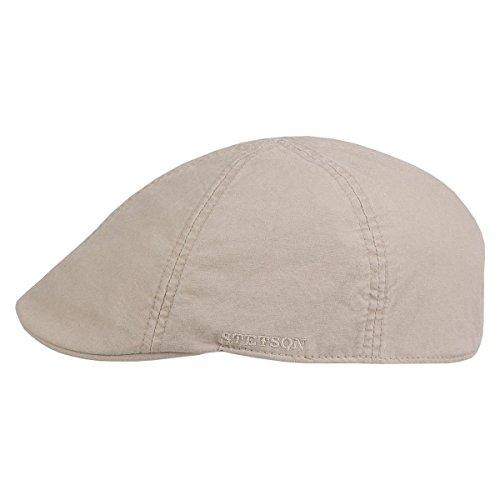 Casquette-Texas-Organic-Cotton-Stetson-casquette-plate