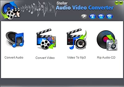 Stellar Audio Video Converter [Download]