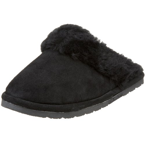 Cheap Staheekum Women's Fur Scuff Slipper (B002CZQAV4)