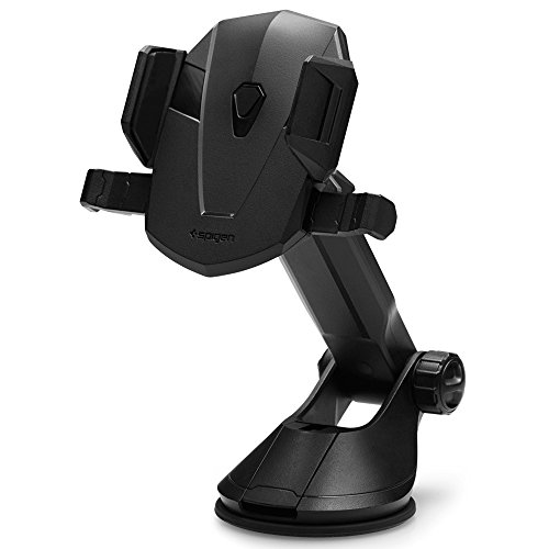 spigen-kuel-ap12t-car-mount-universal-phone-holder-with-one-touch-function-low-profile-design-for-ip
