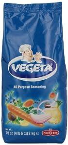 Vegeta All Purpose Seasoning and Soup Mix, 70 Ounce Bag