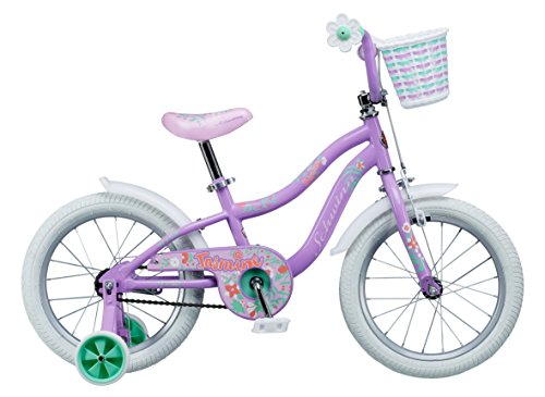 "Schwinn Girl's Jasmine Bicycle, 16"", Purple 3"