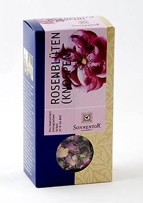 Sonnentor Bio Rosenblüten Knospen (1 x 30 gr) von Sonnentor Kräuterhandelsgesellschaft m.b bei Gewürze Shop
