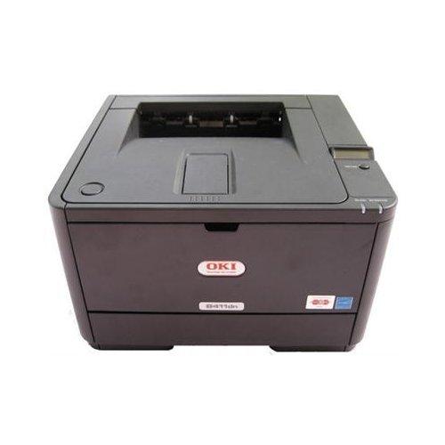 New - Oki B411Dn Led Printer - Monochrome - 2400 X 600 Dpi Print - Plain Paper Print - Desktop - Da9968