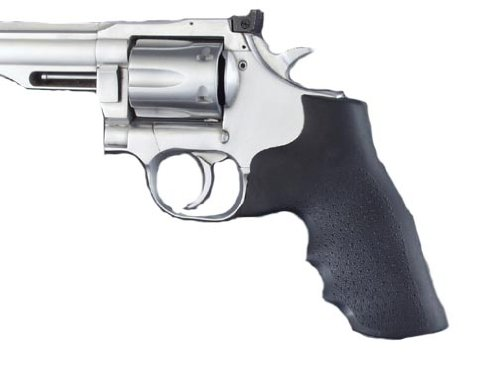 Hogue Rubber Grip Dan Wesson Small Frame Rubber Monogrip