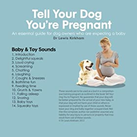 tell your dog you re pregnant an essential guide for dog