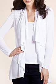 Per Una Textured Ripple Cardigan with Camisole [T62-6250H-S]