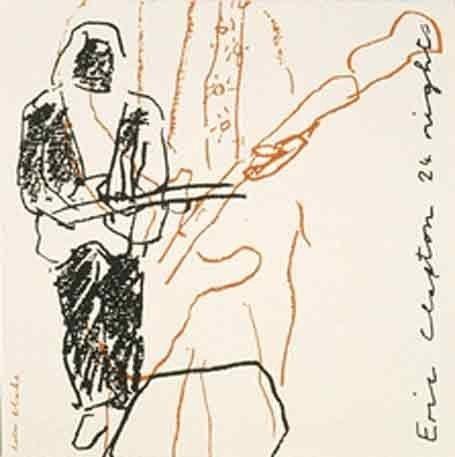 Eric Clapton - 24 Nights (Disc 2) - Zortam Music