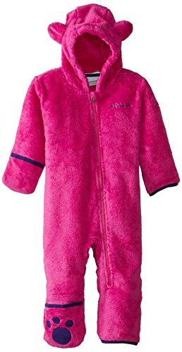 Columbia Baby-Girls Infant Foxy Baby Ii Bunting, Groovy Pink/Hyper Purple, 18-24 Months front-992499