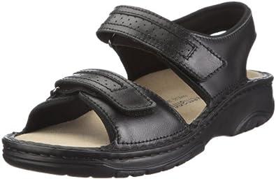 Hamburg 00110, Chaussures femme - Blanc, 36 1/3 EUBerkemann