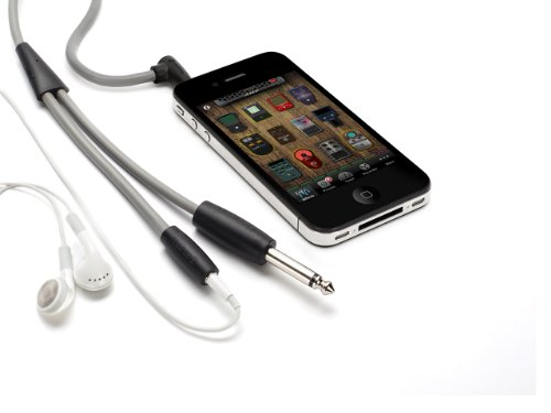Griffin Technology Guitarconnect Cable For Iphone, Ipod, And Ipad