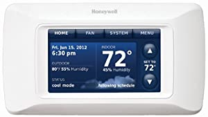 Honeywell THX9321R5030 Prestige 2.0 HD Thermostat