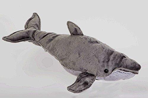 "10"" Humpback Whale Plush Stuffed Animal Toy"