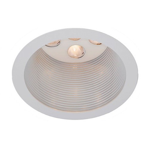 Wac Lighting Hr-Led421Tl-Bk/Bn 4-Inch Led Downlight Trim Invisible Trim Round