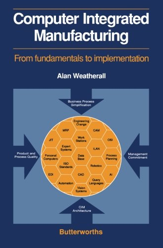 Computer Integrated Manufacturing: From Fundamentals to Implementation