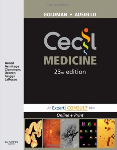 Cecil Medicine: Expert Consult - Online and Print, 23e