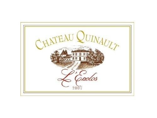 2007 Château Quinault L'Enclos Saint-Émilion Grand Cru 750 Ml
