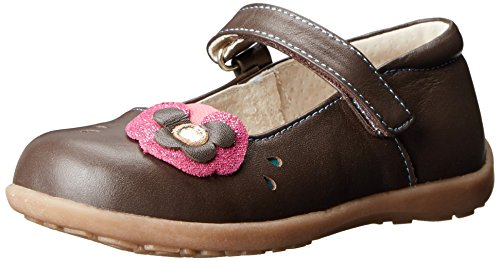 See Kai Run Ellie Mary Jane (Toddler/Little Kid),Brown,8.5 M Us Toddler front-412558