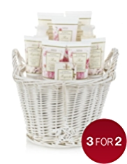 Floral Collection Pamper Hamper Gift Set